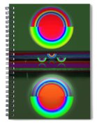 Green Lake Spiral Notebook