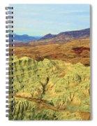 Green Mountains Spiral Notebook