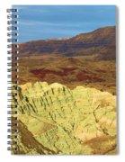Green Shoots Spiral Notebook