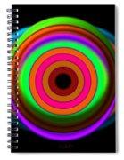 Green Watch Spiral Notebook