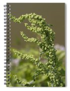 Green Weeds Can Be Beautiful Spiral Notebook