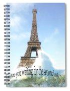 Greenhouse Effect Spiral Notebook