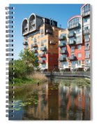Greenwich Millennium Village Spiral Notebook