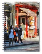 Greenwich Village Bakery Spiral Notebook