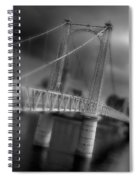 Greig Street Bridge Spiral Notebook