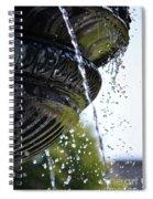 Grief  Spiral Notebook