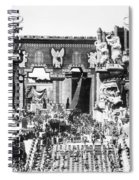 Griffith: Intolerance 1916 Spiral Notebook