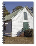 Griffiths Chapel 1850 Spiral Notebook