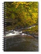 Grist Mill Creek Spiral Notebook