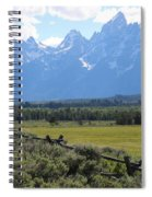 Grizzly Country Spiral Notebook