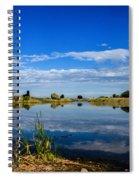 Ground Level Spiral Notebook