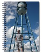 Growing Up At 26 Spiral Notebook