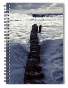 Groyne Spiral Notebook