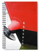 Guage Spiral Notebook