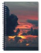 Guamanian Sunset 1 Spiral Notebook