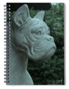 Guardian Boxer Spiral Notebook