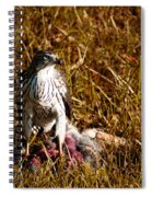Guarding The Kill Spiral Notebook