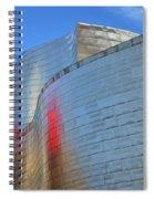 Guggenheim Museum Bilbao - 3 Spiral Notebook