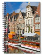 Guild Houses Spiral Notebook