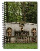 Guildwood Park Statute Spiral Notebook