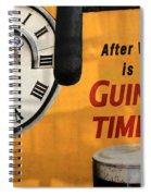 Guinness Beer 1 Spiral Notebook