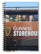 Guinness Storehouse Dublin - Ireland Spiral Notebook