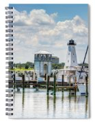 Gulfport Harbor Spiral Notebook