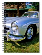 Gullwing Spiral Notebook