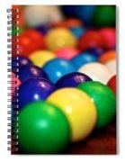 Gum Ball Gang Breakout Spiral Notebook