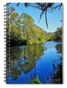 Gums Along The River Spiral Notebook