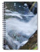 Gushing Spiral Notebook