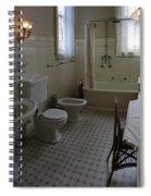 Haas Lilienthal House Victorian Bath - San Francisco Spiral Notebook