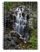 Hadlock Falls Acadia Spiral Notebook