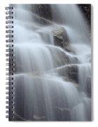 Hadlock Falls II Spiral Notebook
