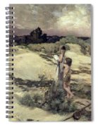 Hagar And Ishmael Spiral Notebook