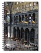 Hagia Sophia Interiour I Spiral Notebook