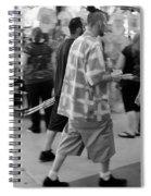 Hairdo Spiral Notebook