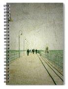 Halcyon Days Spiral Notebook