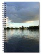 Halcyone Spiral Notebook