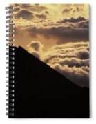 Haleakala First Light Spiral Notebook