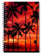 Haleiwa Spiral Notebook