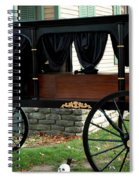 Halloween Pick Up Spiral Notebook