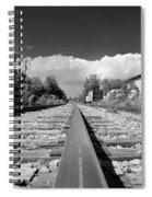 Hamburg 7089 Spiral Notebook