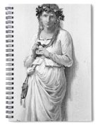 Hamlet: Ophelia Spiral Notebook