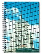 Hancock Within Spiral Notebook