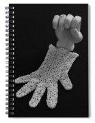 Hand And Glove Spiral Notebook