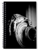 Hand And Vessel Spiral Notebook