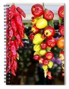 Hanging Food Spiral Notebook