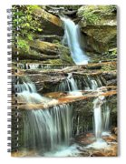 Hanging Rock Cascades Spiral Notebook
