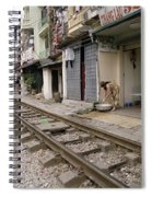 Hanoi Daily Life Spiral Notebook